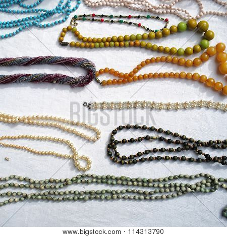 Beautiful Bead Necklaces