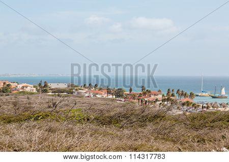 Tropical Homes On Arid Coast
