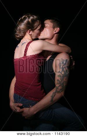 Kissing In The Spotlight