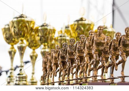 Marathon Running Award