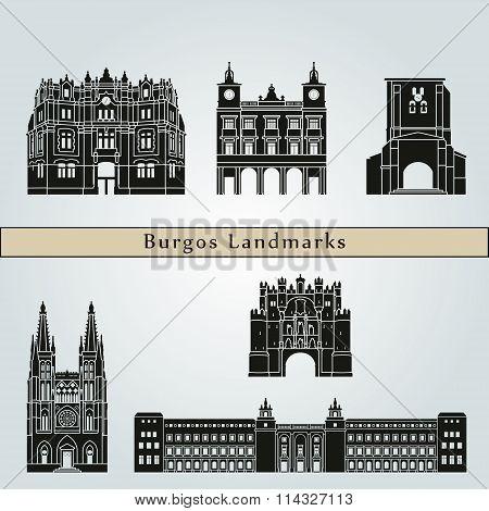 Burgos Landmarks