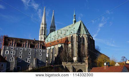 Church in Saxony, Germany