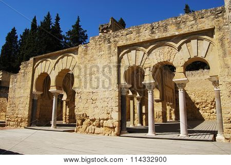 Basilica building, Medina Azahara.