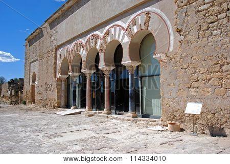 Central Nave, Medina Azahara.