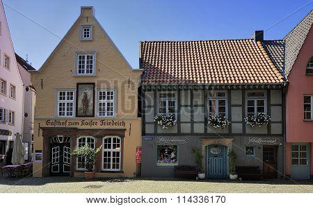 Gasthof Zum Kaiser Friedrich Building, Bremen, Germany