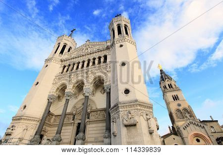 Notre-Dame of Lyon