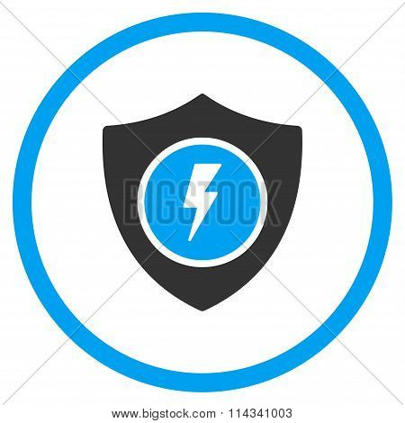 Electric Guard Icon
