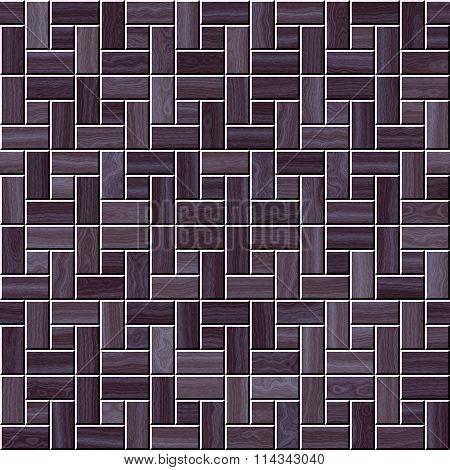 Abstract regular digitally rendered floor seamless pattern
