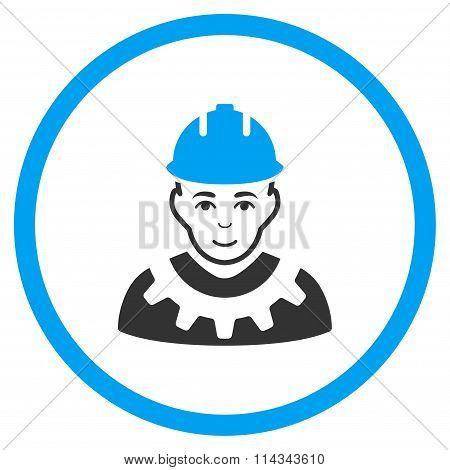 Industrial Builder Icon