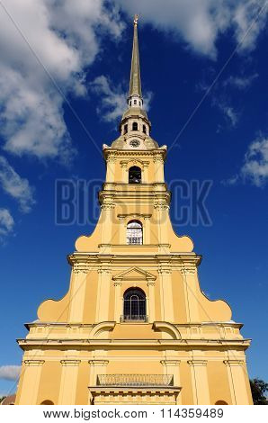 The Peter and Paul Cathedral, Saint-Petersburg