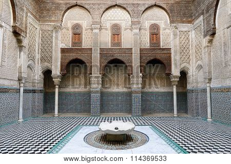 Examples Of Moroccan Architecture