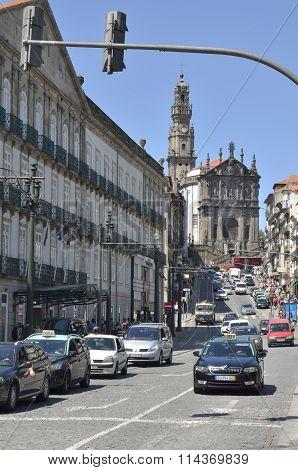Clerigos Street