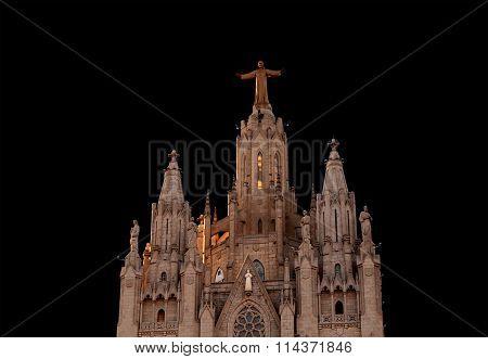 Tibidabo. Barcelona. Spain.
