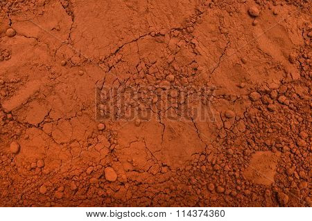 Cocoa Powder Texture