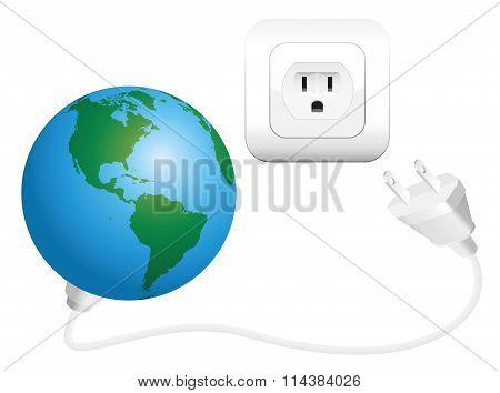 Electric Power Consumption America