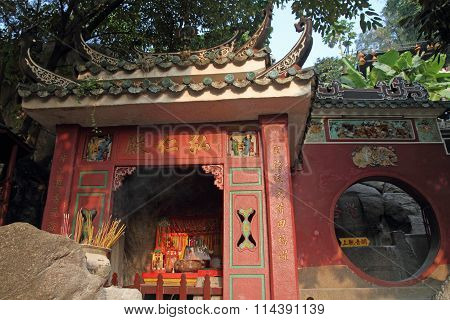 A-Ma Temple in Macau, People's Republic of China