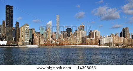 Manhattan Panorama.