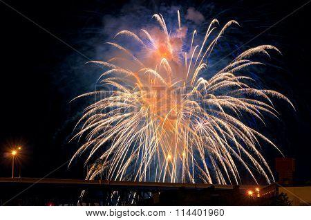 Highway Fireworks