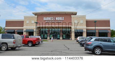 Barnes & Noble Store, Brighton