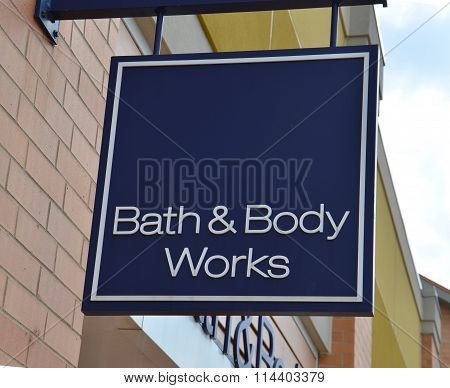 Bad & Body Works Logo