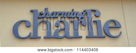 Charming Charlie Store Logo