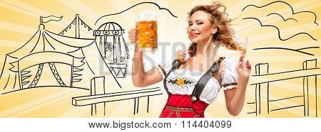 Alluring Beer.