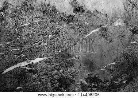 White Marble Texture, Detailed Structure Of Marble