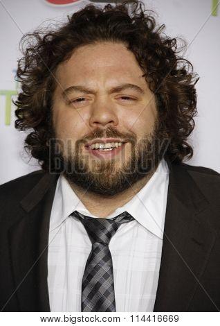 Dan Fogler at the Los Angeles Premiere of