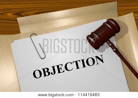 Objection Concept