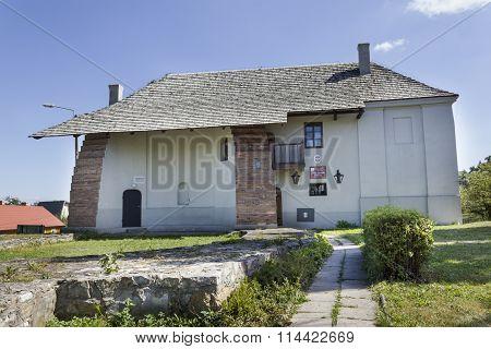 Historic Abbot House in Nowa Slupia, Poland