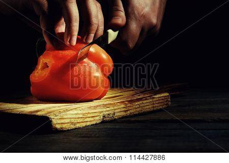 Tasty Red Pepper
