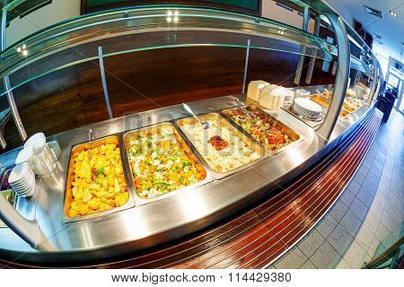 Self Service Restaurant