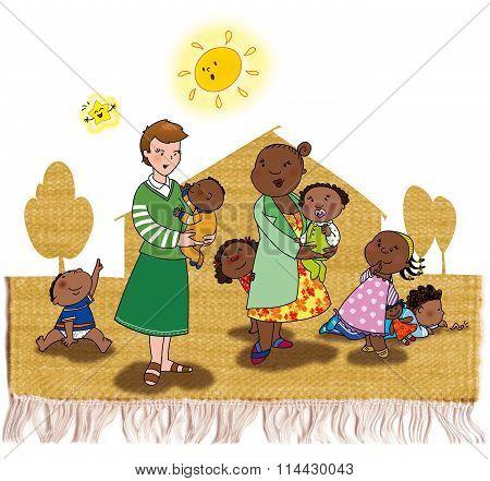 Adoption in Africa