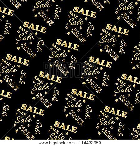 Gold Sale vector