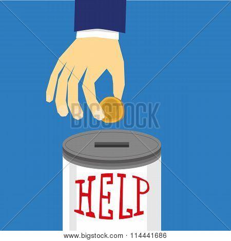 Help Box Donation