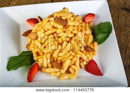 Tatar Dessert Chak-chak