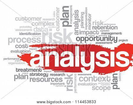Analysis Word Cloud