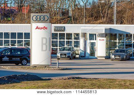 Audi Retailer