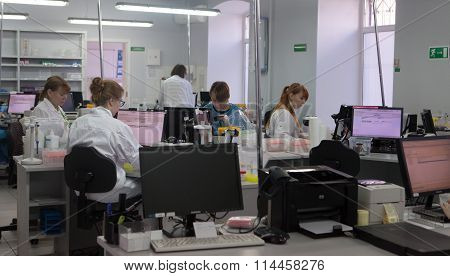 Laboratory Services Helix