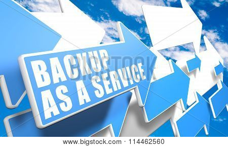 Backup As A Service