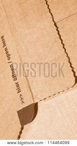 Packet Parcel Vintage