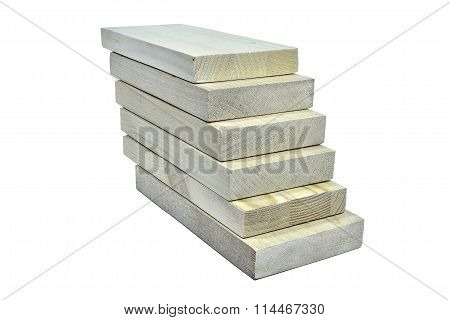 Pile Of Wooden Planks - An Eco-friendly Building Material