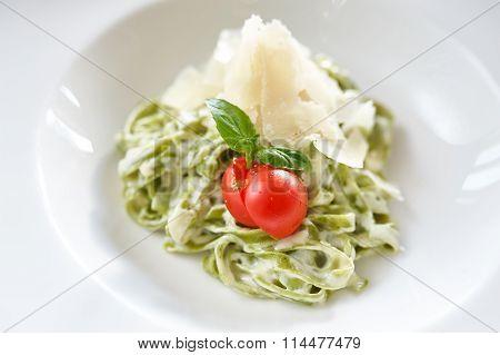 Fettucine Alfredo Noodles
