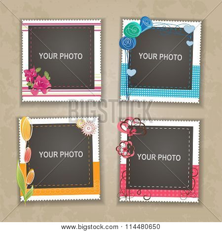 Design photo frame