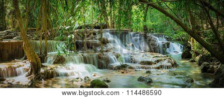 Huay Mae Kamin Waterfall National Park