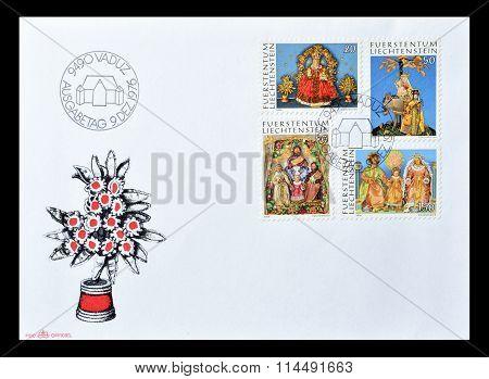Liechtenstein 1976
