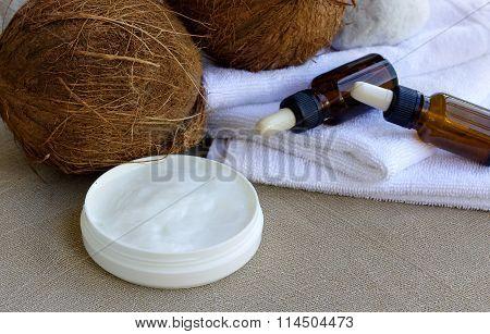 Coconut Butter Body Cream