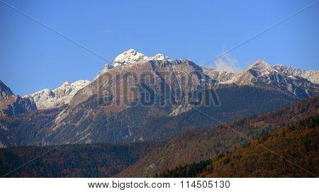 Bohinjska Bistrica, Triglav, Slovenia