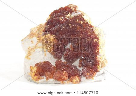 Orpiment Mineral Sample