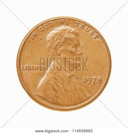 Coin Picture Vintage